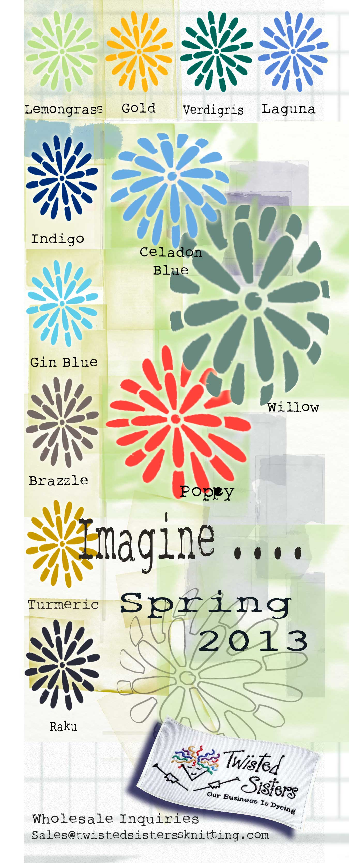 Spring/Summer Colors 2013